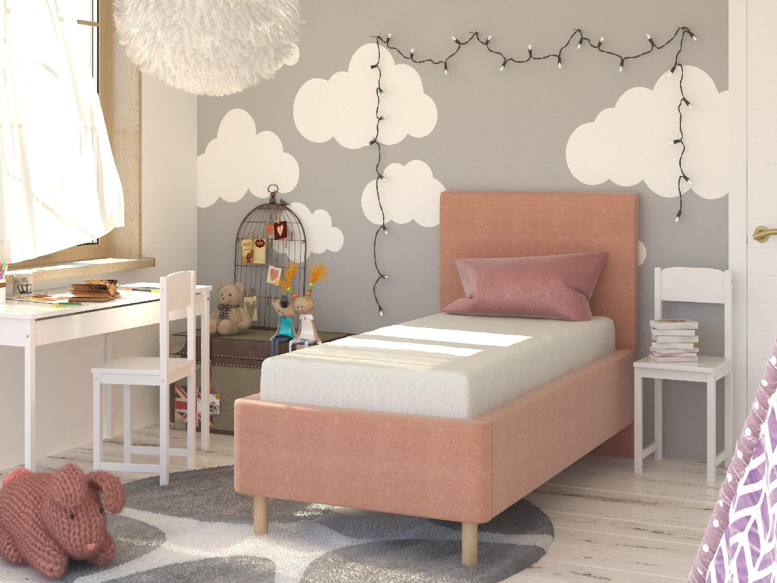detska postel matrachello pure line pink