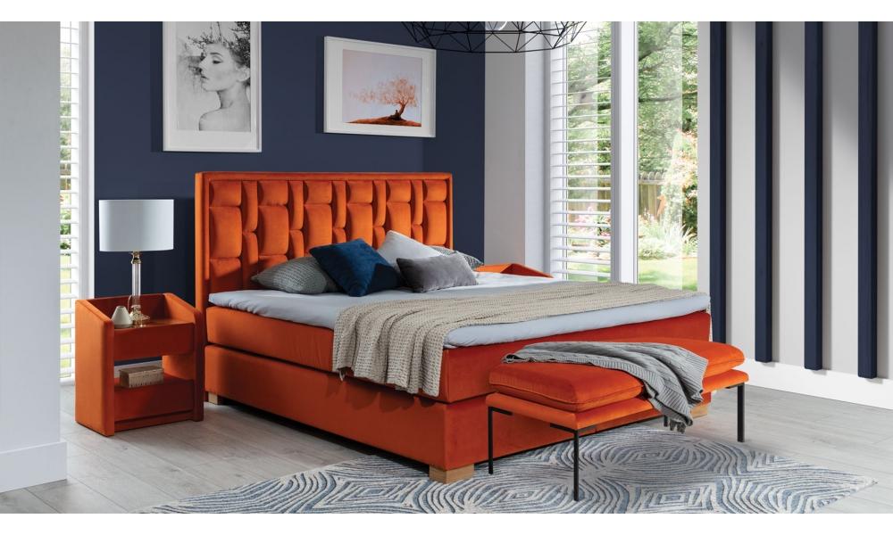 Čalúnená posteľ Mondo